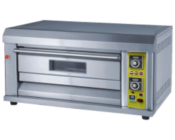 ELECTRIC & GAS BASED DECK OVENS-1