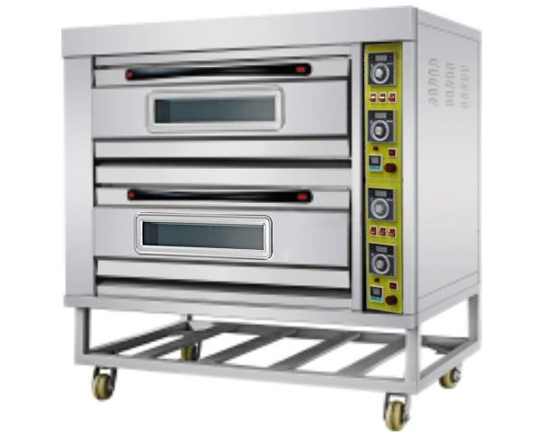 ELECTRIC & GAS BASED DECK OVENS